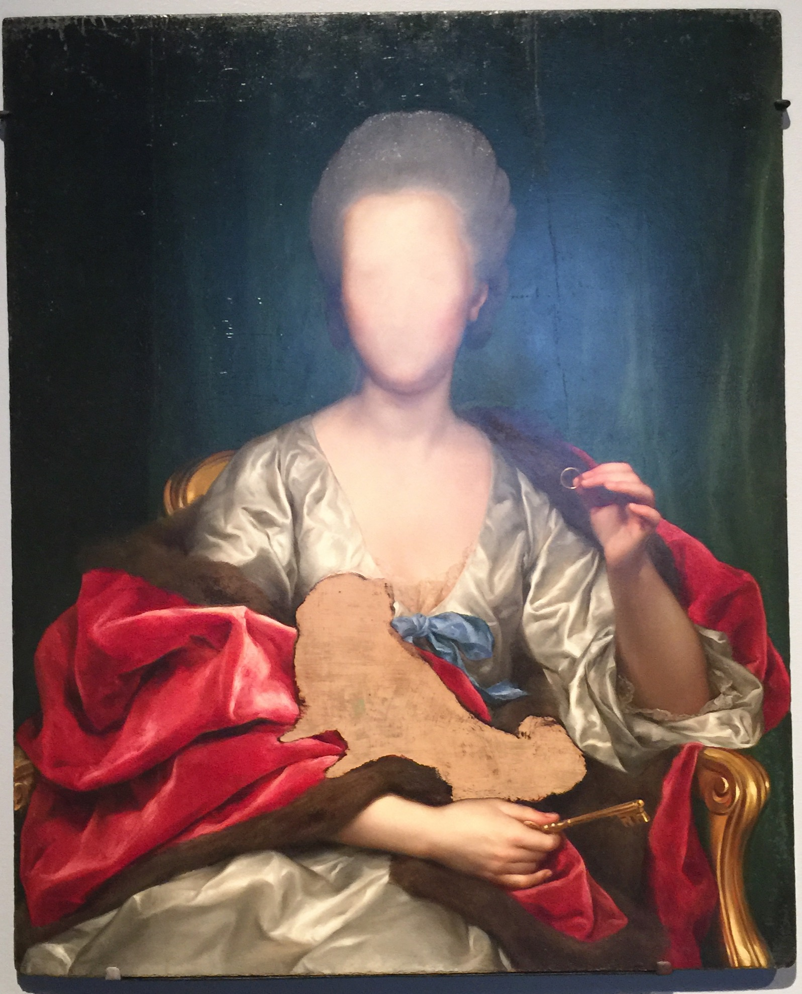Unfinished, at the Met Breuer